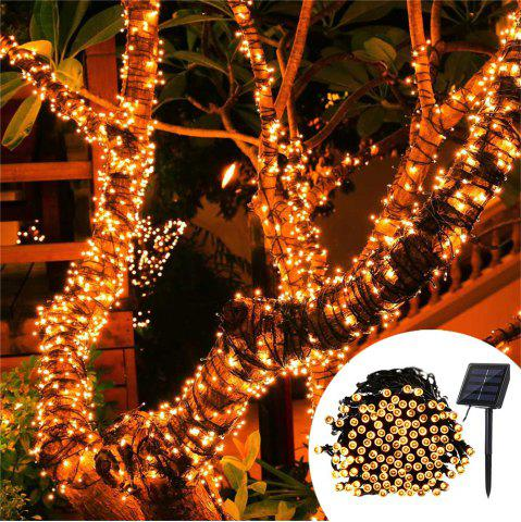 Buy YWXLight 12M Waterproof Solar String Light for Outdoor Christmas Party Decoration