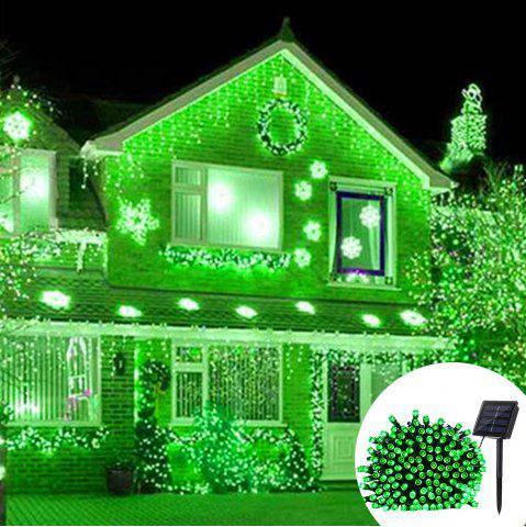 Affordable YWXLight 12M Waterproof Solar String Light for Outdoor Christmas Party Decoration