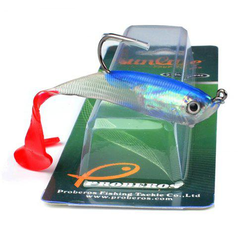 Trendy Colorful Soft Fish Road Bait