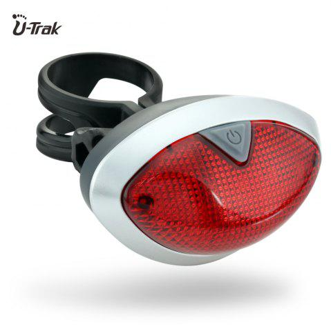 Sale Rechargeable Safety Bike Rear Light Red Flashing LED Cycling Taillight
