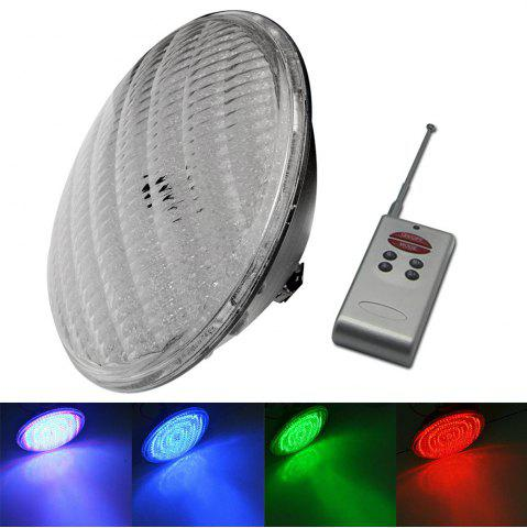 Latest YouOKLight Wired 45W RGB PAR56 Swimming Pool Lamp / Underwater Light - Silver DC 12V 1PCS