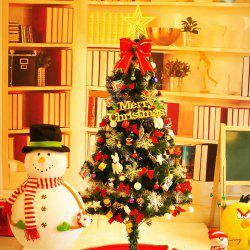 MCYH 1PC150CM Luxury Hotel Decorated Christmas Tree Decorative Ornament - COLORMIX
