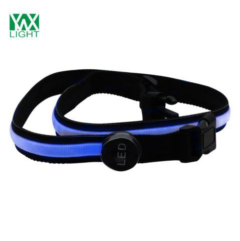 Shops YWXLight Safety Reflective Luminous Waistband LED Bike Jogger Runway Flashing Belt