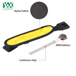 YWXLight LED Sports Armband Running Light Light de sécurité clignotant pour le jogging ou le cyclisme -
