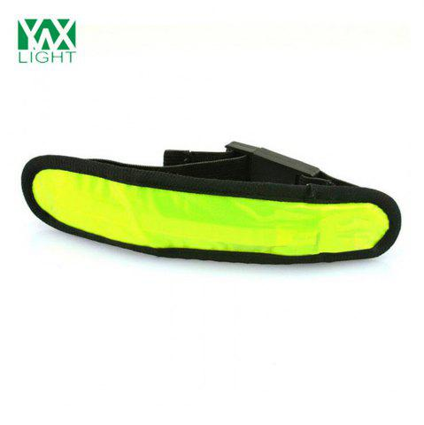 YWXLight LED Sports Armband Running Light Light de sécurité clignotant pour le jogging ou le cyclisme