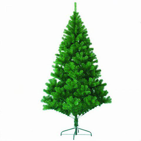Sale MCYH 1PC Grade Encryption 1.5 M  Full Of Pine Needles Tree Decorated Christmas - FERN  Mobile