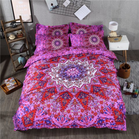 Fancy 2pcs Fashion Personalized 3D Polyester  Bedding Set Twin