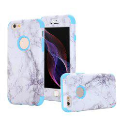 Marble Design Hard Impact Dual Layer Shockproof Bumper Case for iPhone 6 Plus / 6S Plus -