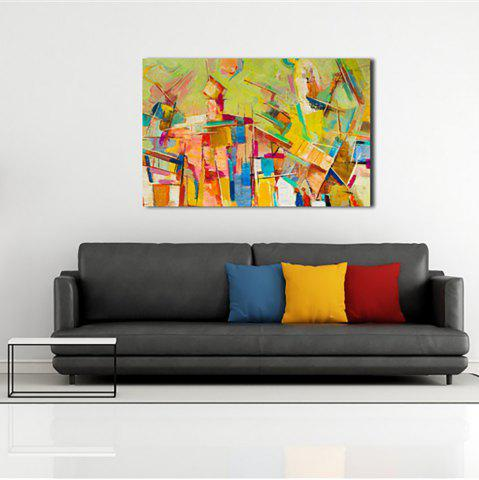Yhhp Hand Painted Abstract Decoration Oil Painting