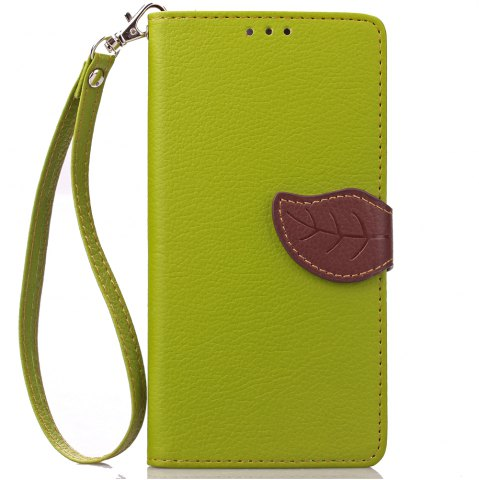 Shops Love Leaf Card Lanyard Pu Leather for Sony M5