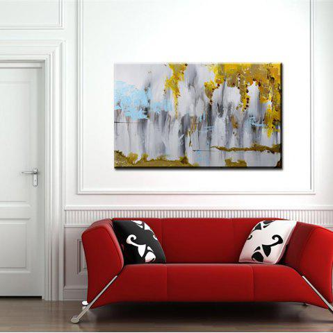 Sale Yhhp Hand Painted Abstract Decoration Canvas Oil Painting