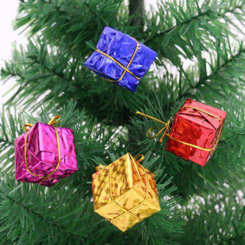 Discount XM1 12PCS Christmas Small Gift Christmas Trees Accessories 2.5CM - COLORMIX  Mobile