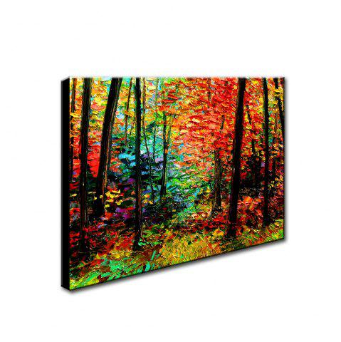 Online Yhhp Hand Painted Mangrove Decoration Canvas Oil Painting