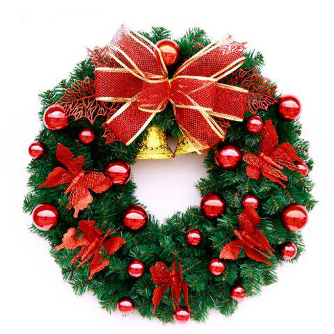 Best Mcyh Wl125 Christmas Garlands Decorations FLAME 30CM