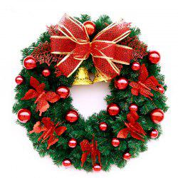 Mcyh Wl125 Christmas Garlands Decorations - FLAME 30CM