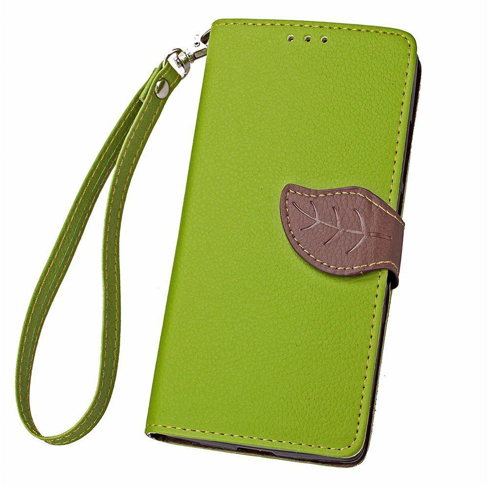 Buy Love Leaf Card Lanyard Pu Leather for Acer Z530