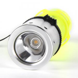 Ultrafire Xml - T6 4 Files 680LM Diving Yellow Flashlight -