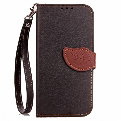 Latest Love Leaf Card Lanyard Pu Leather for Zte A610