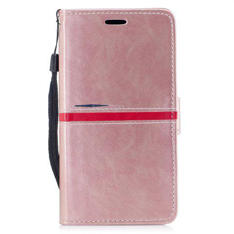 Discount Elegant Style Back Magnetic Buckle Flip PU Leather Wallet Case for Samsung Galaxy J7 2017 (Europe and Asia Edition)