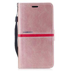Elegant Style Back Magnetic Buckle Flip PU Leather Wallet Case for Samsung Galaxy J7 2017 (Europe and Asia Edition) -