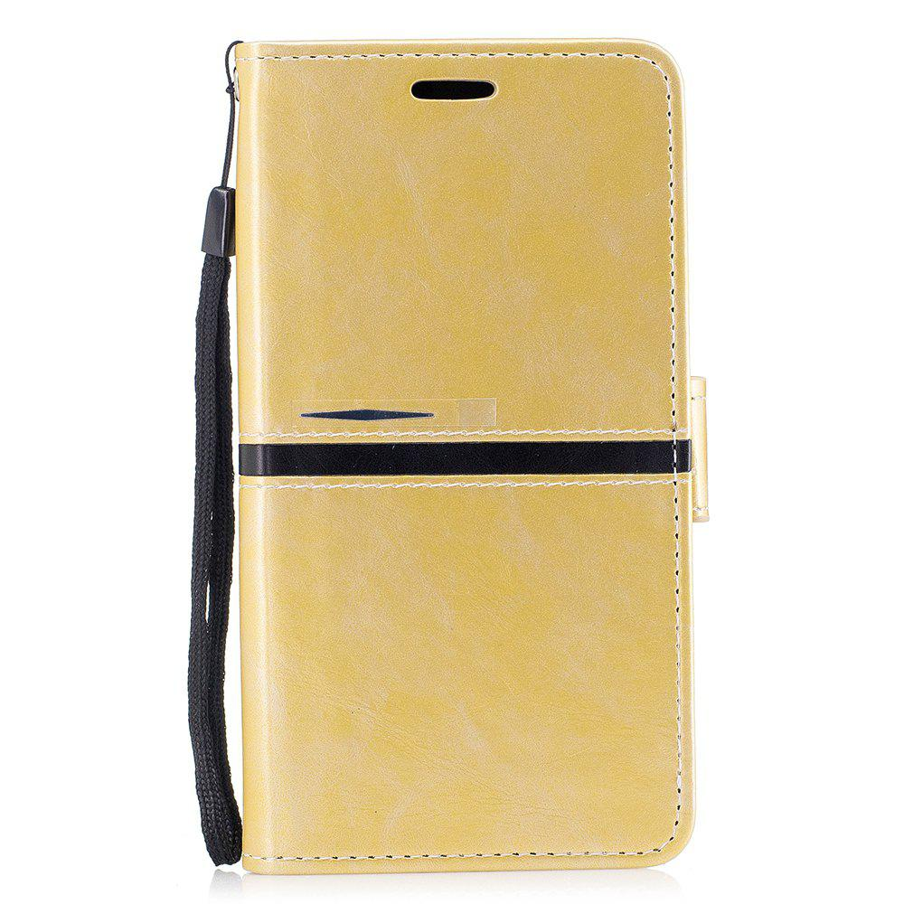 Sale Elegant Style Back Magnetic Buckle Flip PU Leather Wallet Case for Samsung Galaxy J7 2017 (Europe and Asia Edition)