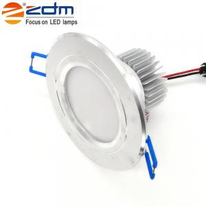 Zdm 4pcs 5W 400-450LM Led Low Voltage Downlights Warm White/Cool White/Natural White Ac12v/Ac24v - COLD WHITE AC12V