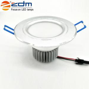 Zdm 4pcs 5W 400-450LM Led Low Voltage Downlights Warm White/Cool White/Natural White Ac12v/Ac24v -