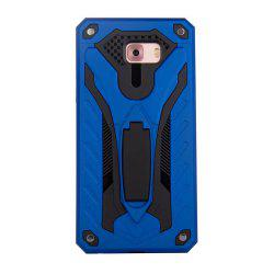 Wkae Toruk Makto Pu Leather Case Cover with Kickstand for Samsung Galaxy C9 Pro -