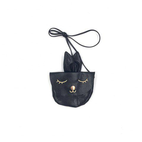 Latest Kid's Crossbody Bag Cartoon Cat Pattern Mini Bag