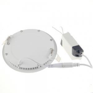 Youoklight 1PCS 12W Ac85 - 265V 60 - Feu blanc Smd / Lumière blanche chaude Luminaire rond Led - Blanc Froid
