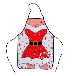 Yeduo Woman Sexy Apron New Year Christmas Decorations -