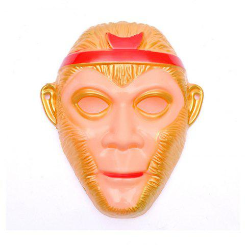 Store MYCH Wl169 Sun Wukong Childrens Toy Shop Hot Mask - ORANGE  Mobile