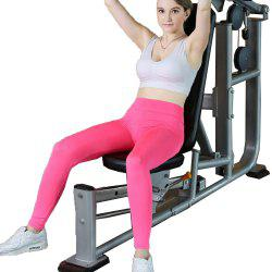 Fengtu Yoga Pants Womens Sports Pants Running Gym Pants - PINK ONE SIZE