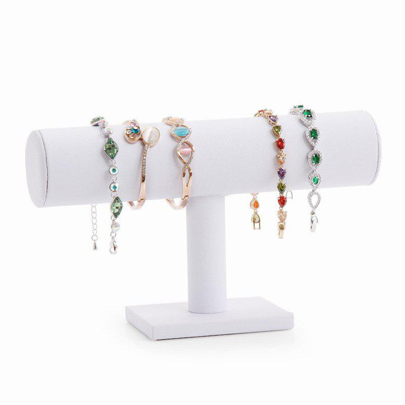 Store Jewelry Single-layer Bracelet Bracket Desktop Organizer Display Stand