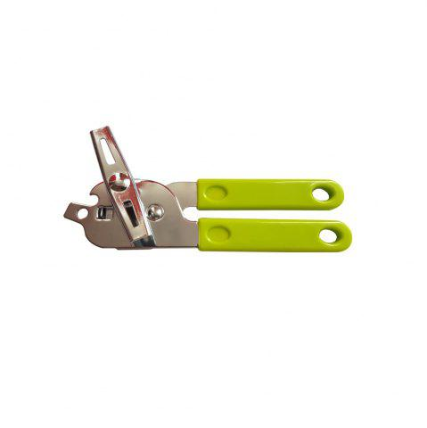 Hot Manual Chrome Can Bottle Opener Tool GREEN