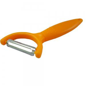 Stainless Steel Fruit Vegetable Peeler Orange -