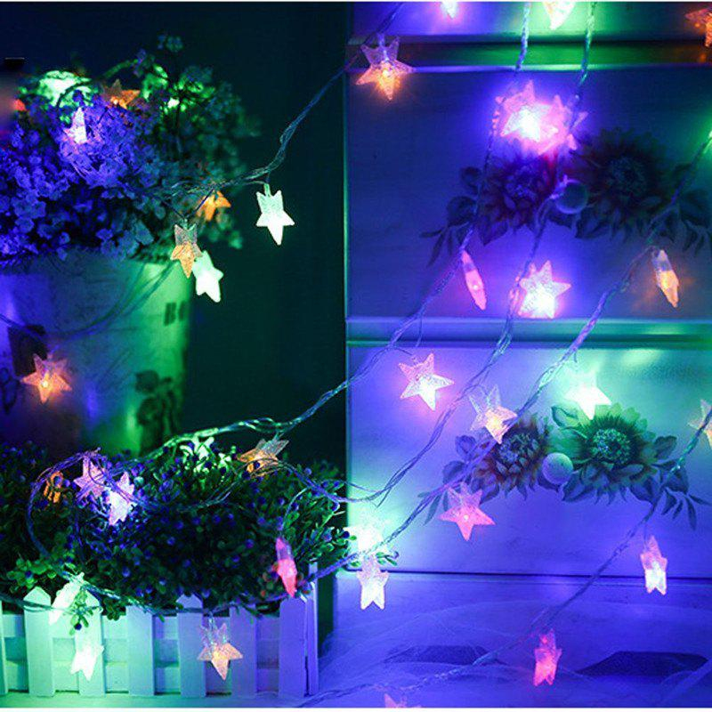 Kwb Led Christmas String Lights Little Star 10M 60 boules blanc / blanc chaud / couleur RGB