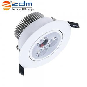 ZDM 4PCS 5W 400 - 450LM LED Low Voltage Led Ceiling Lamp Warm / Cool / Natural AC12V / 24V -