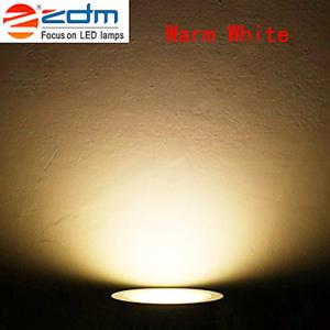 ZDM 4PCS 7W 700 - 750LM Dimmable LED Ceiling Lamps Warm / Cool / Natural AC 110/220V -