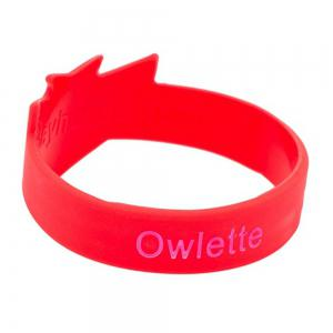 Masks Silicone Bracelet Wrist Band for Kids Cosplay Party -