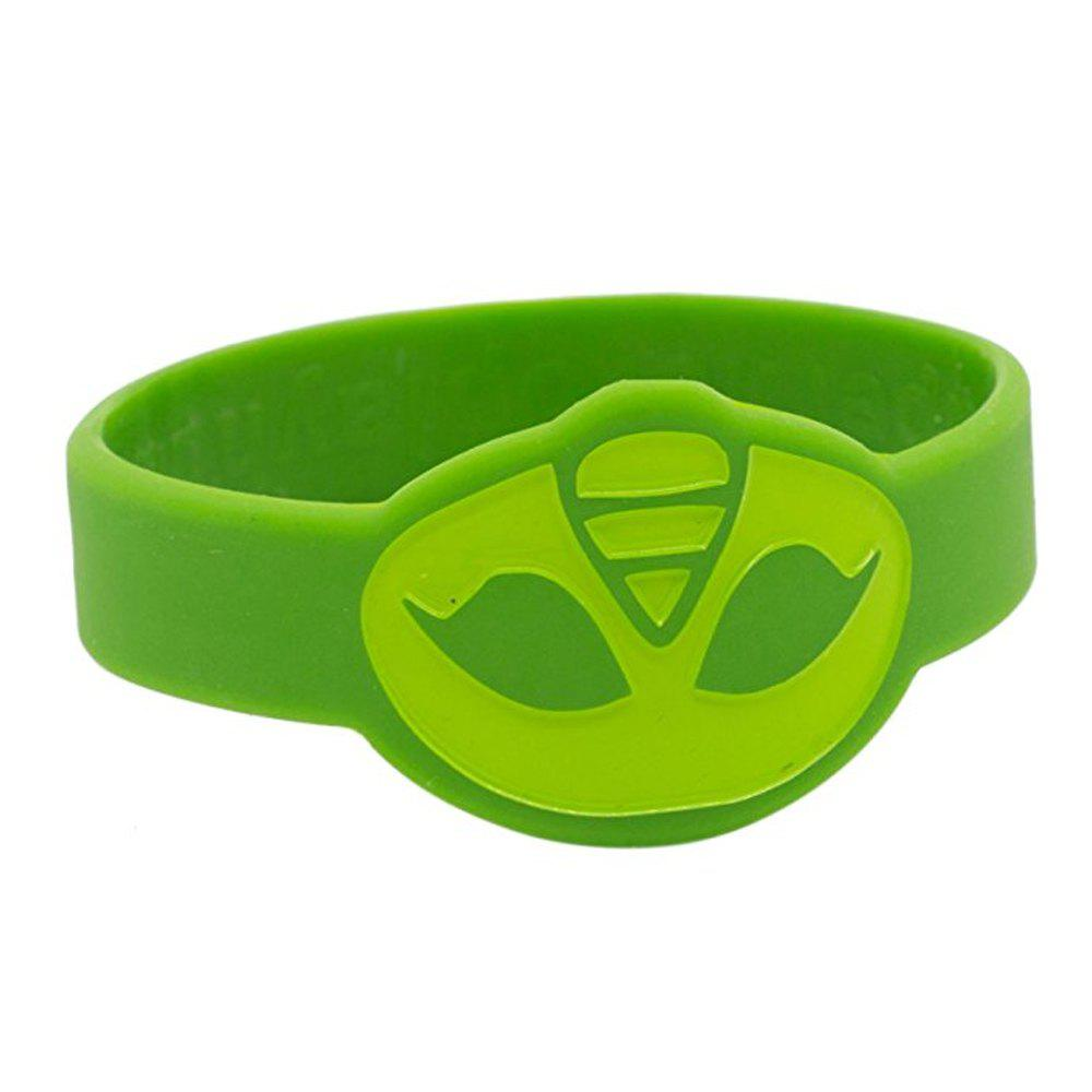 Affordable Masks Silicone Bracelet Wrist Band for Kids Cosplay Party