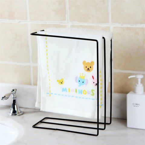 Elegant Latest Simplicity Towel Bathroom Toiletries Storage Rack