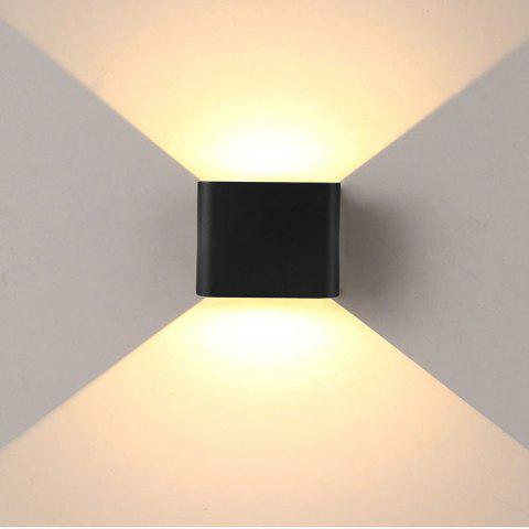 Blanc chaud jiawen led wall lamp 6w 2835smd clairage for Eclairage led mural interieur