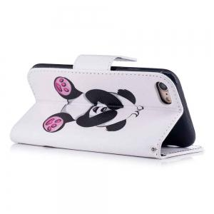 Giant Panda Pu Phone Case for iPhone 7 -