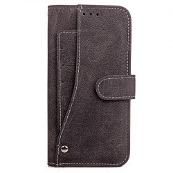 Yc Rotate The Card Lanyard Pu Leather for iPhone X -