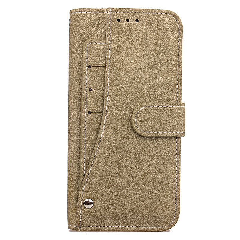 Sale Yc Rotate The Card Lanyard Pu Leather for iPhone X