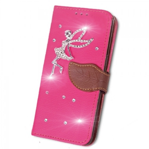 Yc Leaf Stick Drill Card Lanyard Pu Leather pour Haiwei 6X -