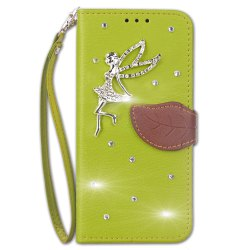 Yc Leaf Stick Drill Card Lanyard Pu Leather for Haiwei 6X -