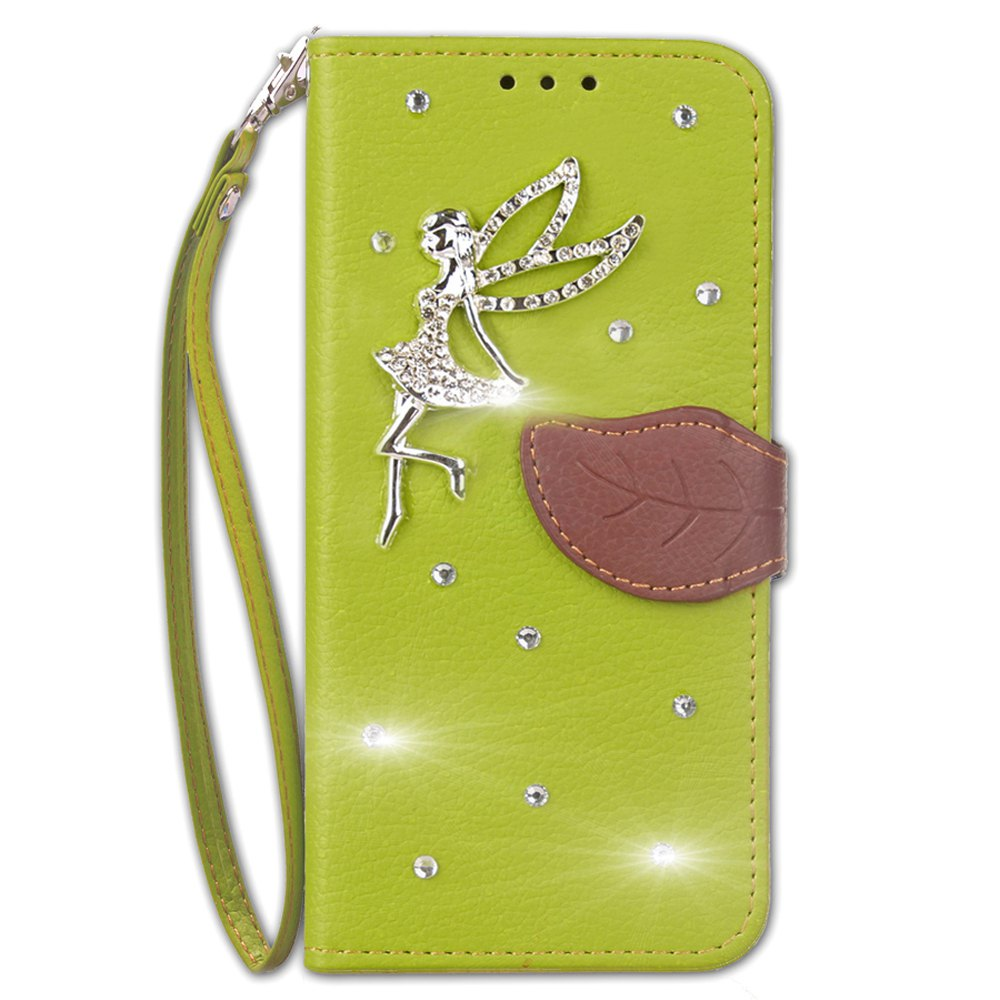 Fancy Yc Leaf Stick Drill Card Lanyard Pu Leather for Haiwei 6X
