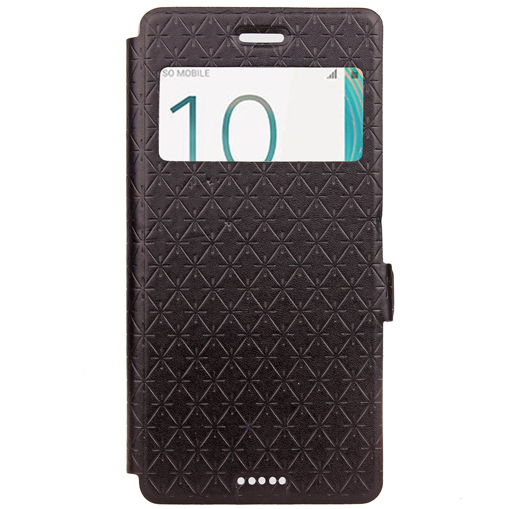 Affordable Yc Lingogwen Window Card Lanyard Pu Leather for Sony Xa